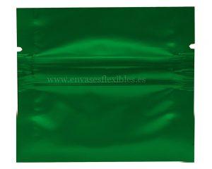 1 gm Sello verde de tres lados