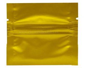 1 gm Sello de oro de tres lados