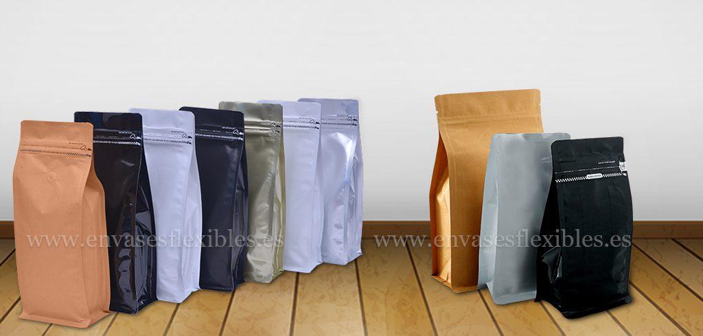 29566de82 Bolsas Stand UP o Doypack | envases flexibles | bolsas de plástico