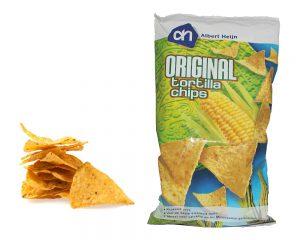 Envasado de snacks