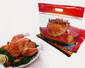 Envase de pollo