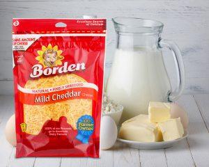 embalaje de queso