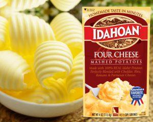 Embalaje de queso personalizado