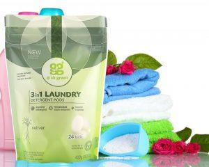 Envases para detergentes