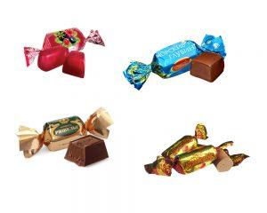 Envase de caramelo