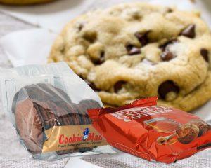 Embalaje de cookies
