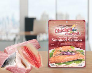 Embalaje de pescado