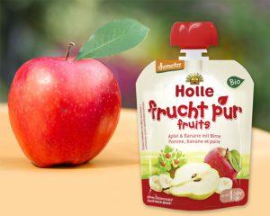 Empaque de jugo de fruta