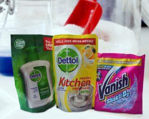 Detergentes Embalaje
