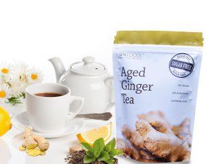 Bolsas personalizadas para té